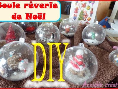 DIY: super boule de noël