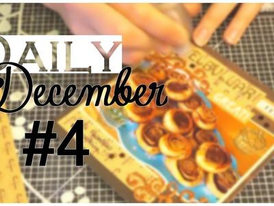 [ Daily December n°2 ] : Biscuits, chiens & DIY #4