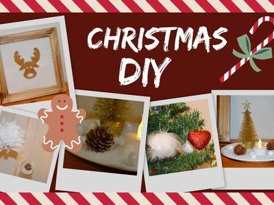 DIY #4 | Christmas DIY Deco. DIY de décoration de Noël