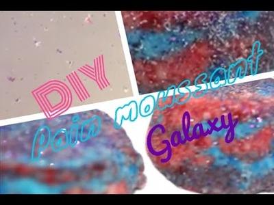 [DIY n°36] Pain moussant Galaxy (+1 ans de ma chaîne ❤)