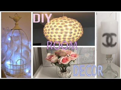 4 DIY COZY ROOM DECOR