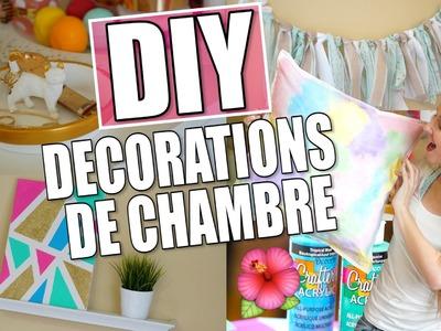 DIY DÉCORATIONS DE PRINTEMPS POUR TA CHAMBRE !