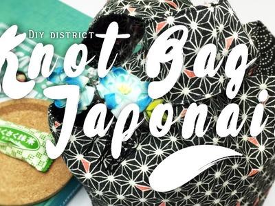 DiY District - Knot Bag Japonais - Step 3