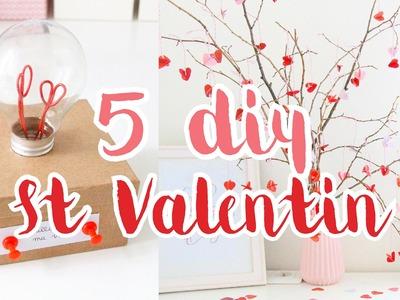 DIY n°2 ✂️ Saint Valentin : CADEAUX & DÉCO