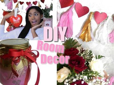 DIY St valentin: Décoration pour la chambre