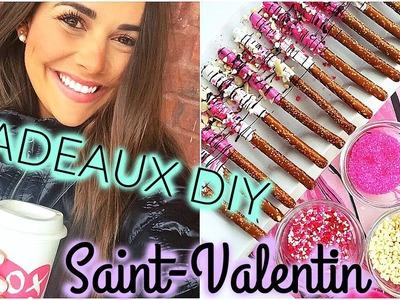 Idées à offrir pour la Saint-Valentin. DIY Rapide & abordable !
