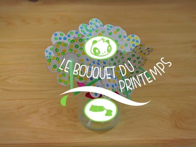 Le Daily Craft : le bouquet du printemps