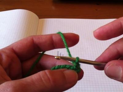 Tutoriel crochet - créez vos modèles au crochet : épisode 1 Les points de base