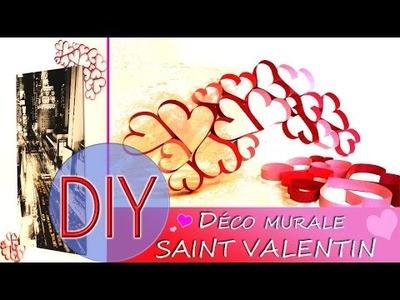 DIY Déco murale COEUR - Saint Valentin #1