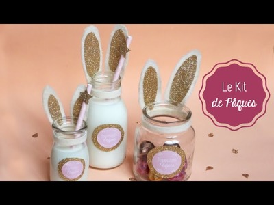 DIY Pâques ♡ Le Kit Déco de Pâques