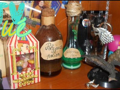 Gué TV - DIY Harry potter potions