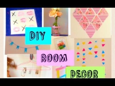 DIY Room Decor. Décore ta chambre !