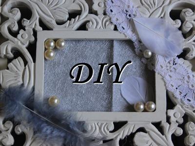 [♥ Diy ♥] ✿ Se fabriquer son propre outil de texture ✿