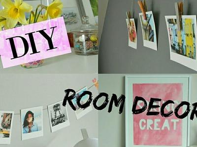 DIY Spring Room Decor