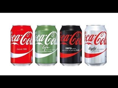 3 trucs à faire avec une canette de Coca-Cola