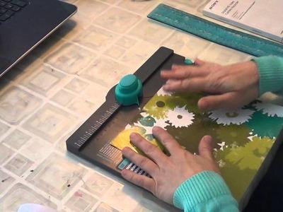 Astuce Envelop Punch Board