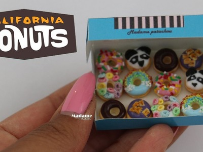 Boîte de Donuts