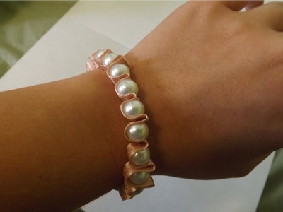 Comment faire un bracelet cute et chic - DIY