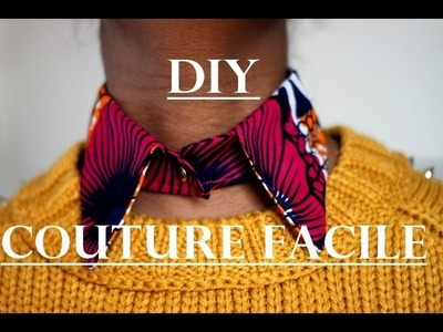 ✂DiY: Couture Facile