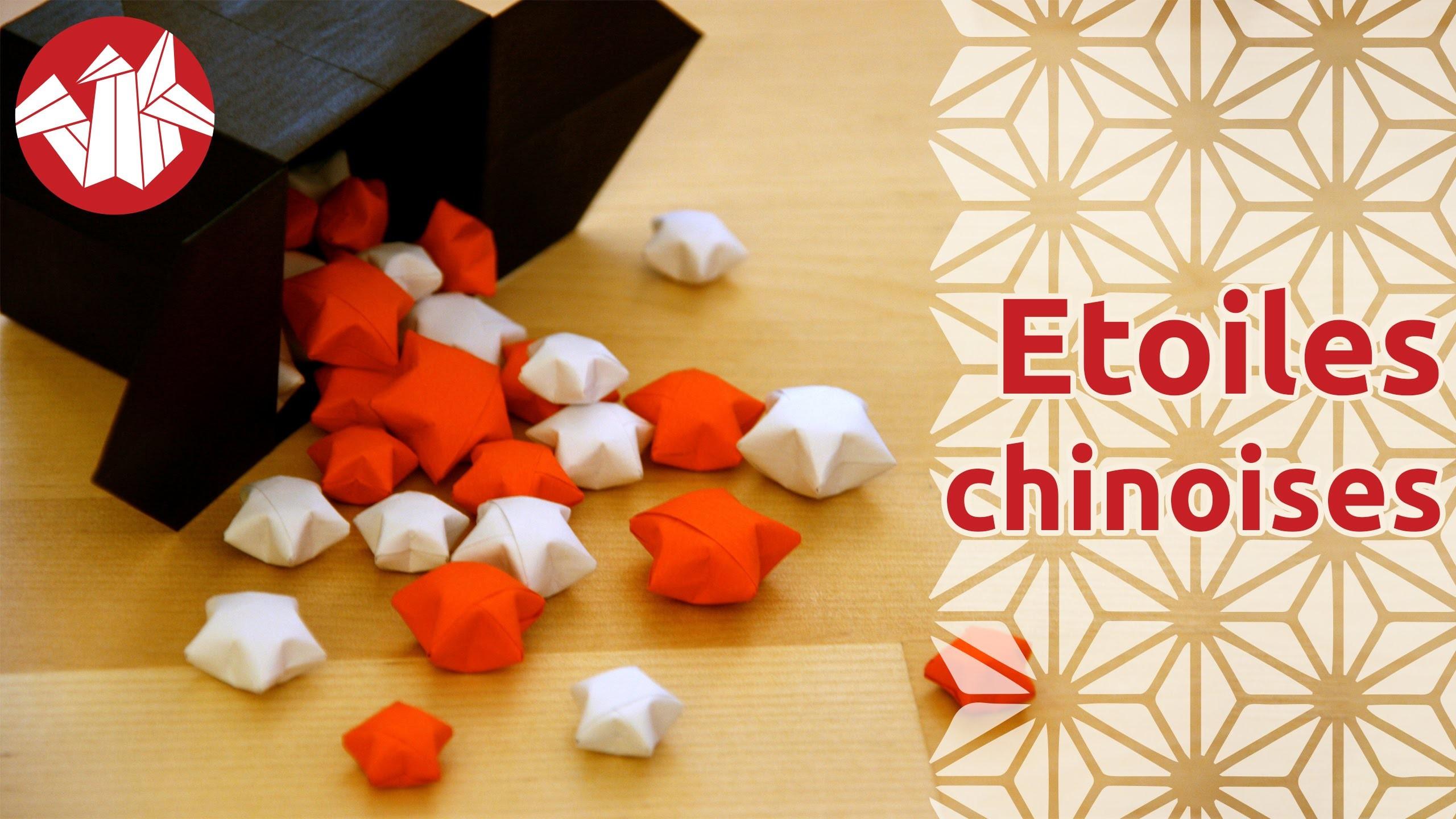 origami etoiles chinoises du bonheur senbazuru. Black Bedroom Furniture Sets. Home Design Ideas