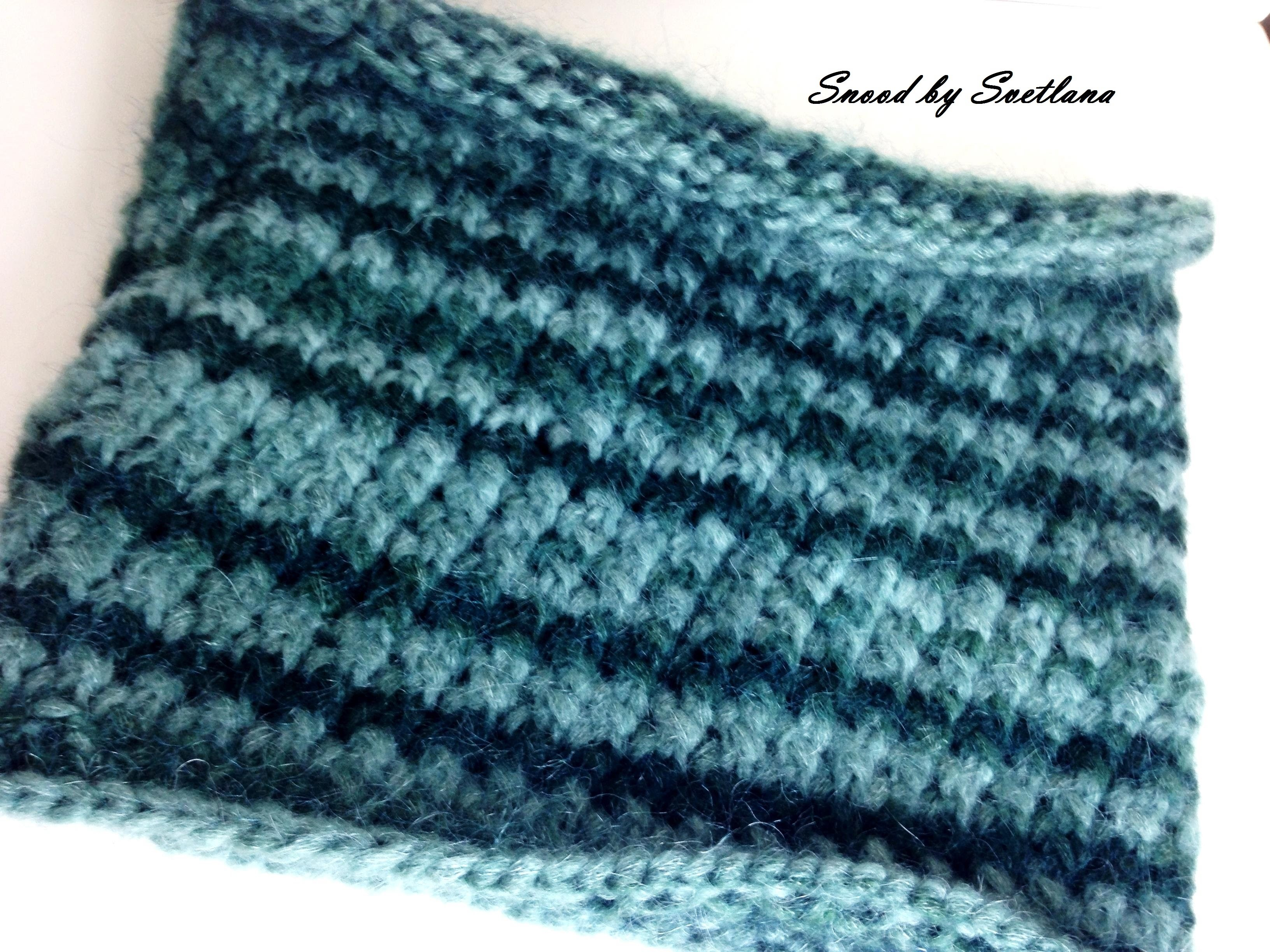 Tutoriel tricot point fantaisie facile easy knitting - Point fantaisie au tricot ...