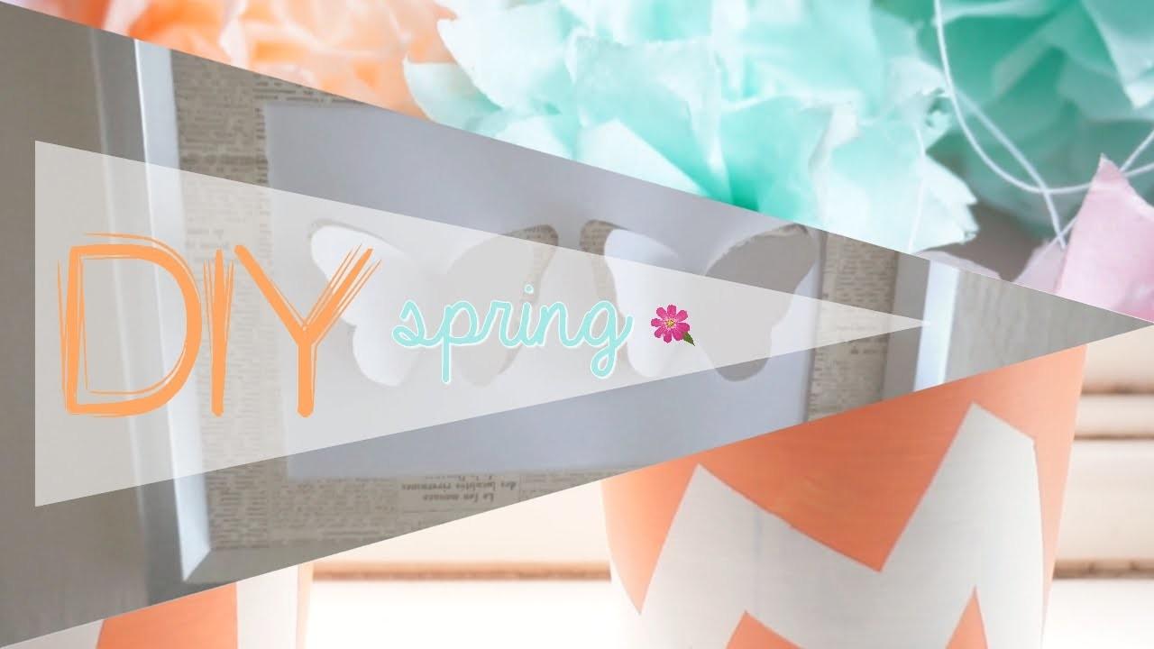 #DIY - Décorer votre intérieur pour le printemps !