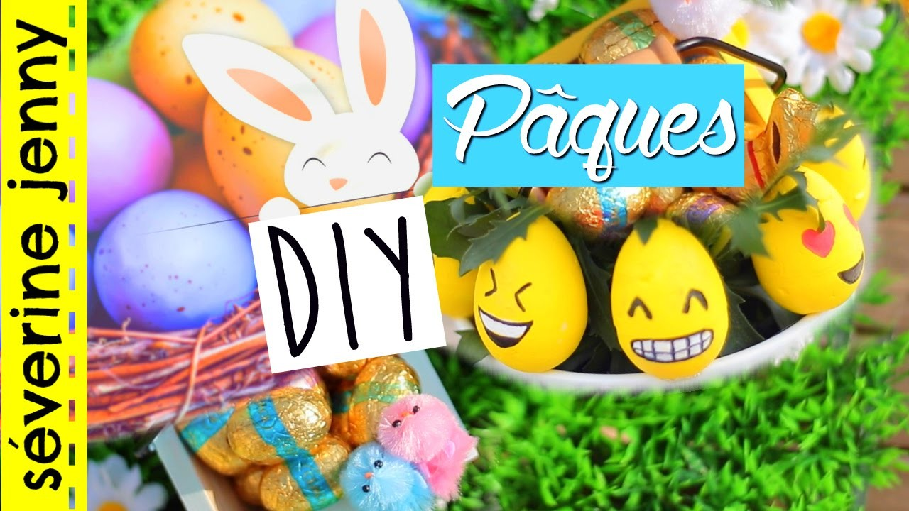 Diy p ques fran ais easter room decor for Diy easter room decor
