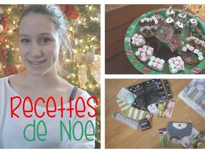 Recettes de Noël + Concours! ❄