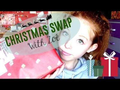• [SWAP] Swap de Noël avec Zoé Creas •