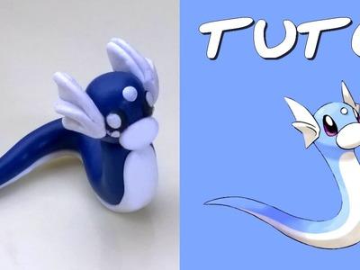 TUTO FIMO | Minidraco. Dratini (de Pokémon)