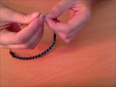 ►►Tutoriel bracelet shamballa◄◄ LECON N°7