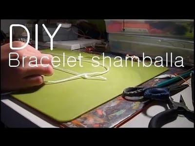 Tutoriel D.I.Y : Réaliser un bracelet Shamballa original !