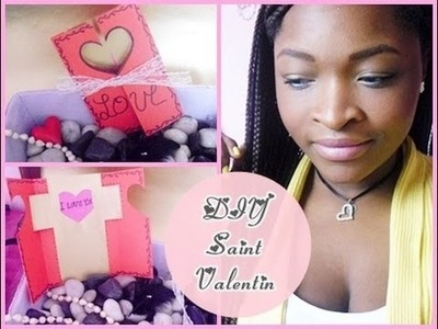 ❤ Be My Valentine - DIY Carte magique #1