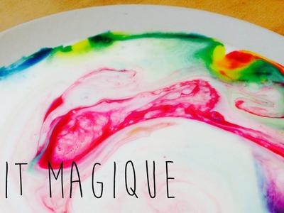 100 000 abonnés : lait magique | FastGoodCuisine