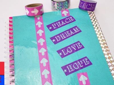 DIY Inspiration Challenge #48 Collegeblock | Challenge 2 | Tutoriel - Do it yourself