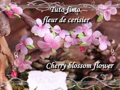 [♥✿ Tuto Fimo : Fleur de cerisier ✿♥] ~ [♥✿ Polymer Clay Tutorial : Cherry Blossom flower ✿♥]
