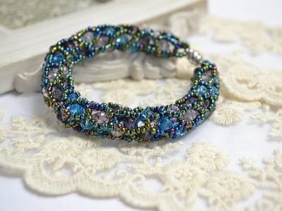 Vidéo tutoriel Fr.pandahall.com-Comment faire un bracelet joli avec des perles