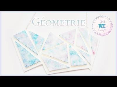 Tuto YWC #6: Géométrique: Plastron en CREASOFT.