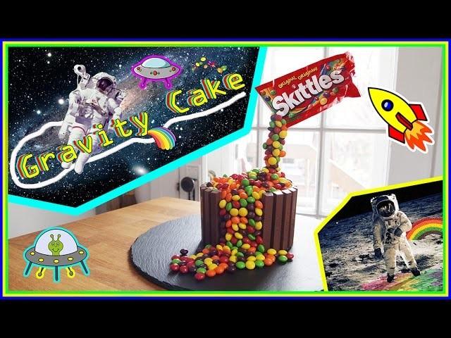 Gravity Cake - Carl Arsenault - Le meilleur pâtissier M6