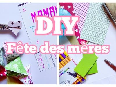 3 DIY Fêtes des mères (simple et rapide)