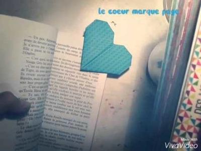 Le coeur en origami 2