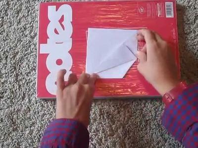 Origami - Boite étoile