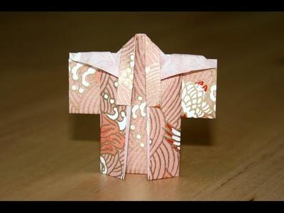 Origami - Kimono [Senbazuru]