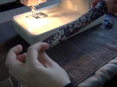 Comment faire un jolie accroche tétine