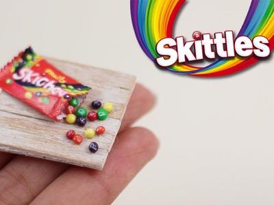 Paquet de Skittles (skichou) ⎪Papier et Fimo