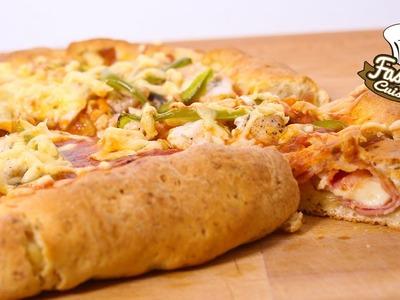 Recette de la Pizza Crousty Bacon
