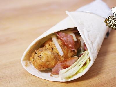 Recette Mcdo : McWrap Poulet, Bacon&Avocat