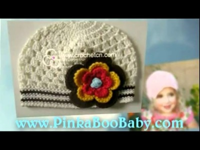 Baby Beanies Crochet