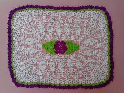 Carpeta crochet Yrene 2 de 5