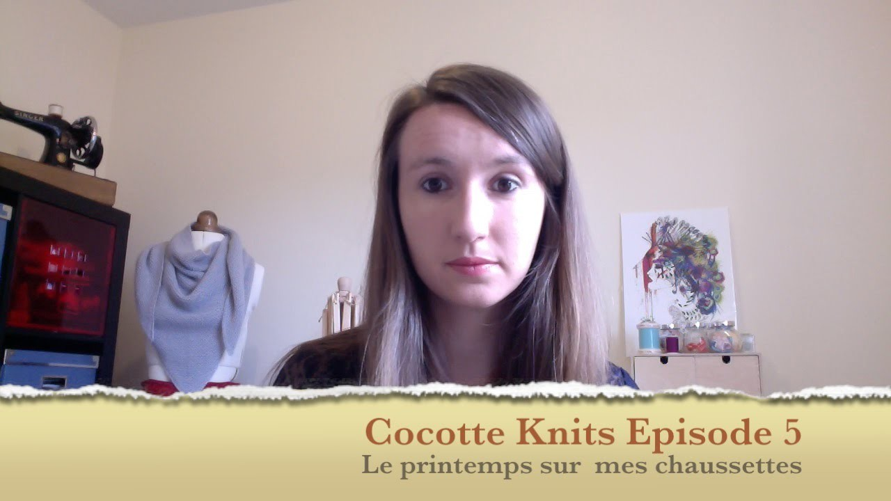 Cocotte Knits Episode 5
